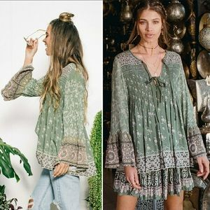 Spell & The Gypsy Collective Lionheart blouse XS